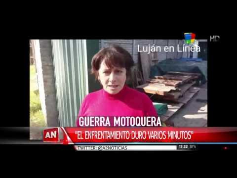 Enfretamiento motoquero: La fiscal ya tiene una hipótesis del tiroteo