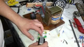 Ремонт аккумуляторной батареи машинки на радиоуправлении.