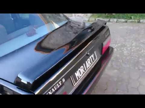 Renault 9 Turbo Moriarty Partie 1 .... La Présentation