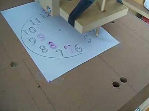 La mia cnc autocostruita in legno mdf youtube for Hobbistica legno