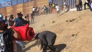 The Fake News Media Won't Tell You The Truth About The Migrant Caravan