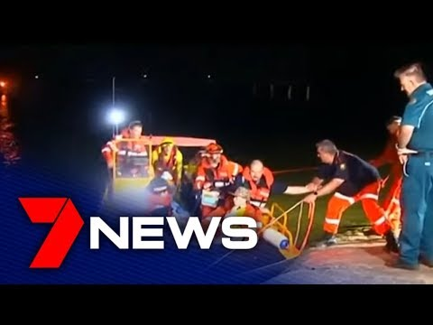 10 injured in high speed boat crash in Rockhampton | 7NEWS