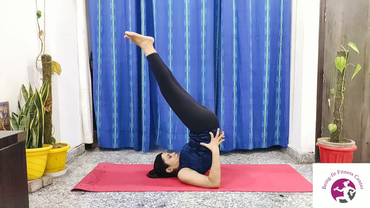 4 Effective yoga Poses For Thyoride Problem