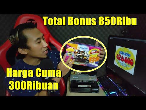 Harga Transvision Nusantara HD Strawberry 2 & Bonusnya Semakin Banyak