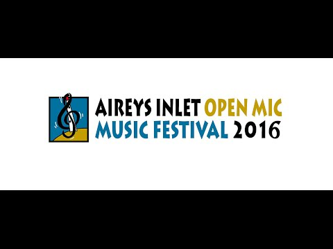 Aireys Inlet Open Mic Music Festival 2016
