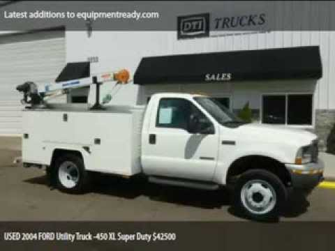 Utility Trucks For Sale >> Utility Trucks For Sale At Equipmentready Com