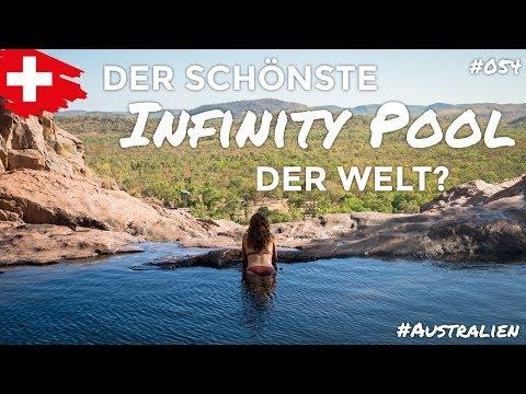 DER SCHÖNSTE INFINITY POOL DER WELT? 🤔 #054 KAKADU NP, AUSTRALIEN