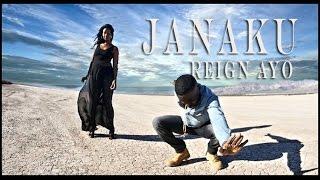 Nigerian artist Reign Ayo: JANAKU