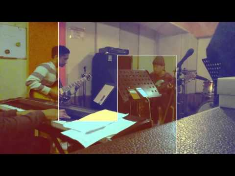 Neo Funk Studio Rehearsal