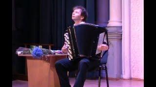 Высочайший градус эмоций в окончании концерта Игоря Завадского ко Дню рождения аккордеона, 23.05.18
