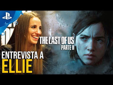 ENTREVISTA a María Blanco voz de ELLIE en The Last of Us Parte II | Conexión PlayStation