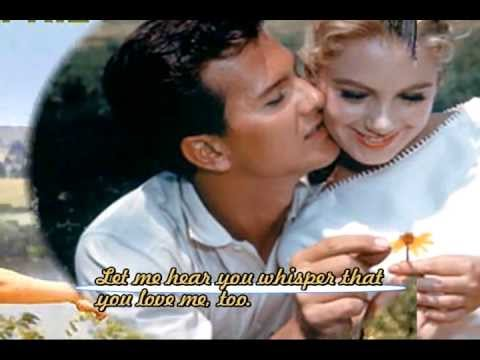 Let Me Call You Sweetheart - Pat & Shirley Boone