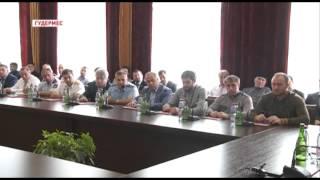 Рамзан Кадыров представил Заура Хизриева