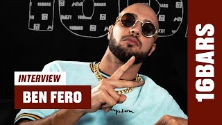 Ben Fero Interview: First Raps, Demet Akalin, Ezhel &