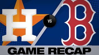Bogaerts, Chavis power Red Sox in 4-3 win - 5/19/19
