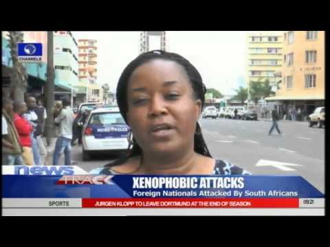 Xenophobia: South Africans Attack Foreign Nationals