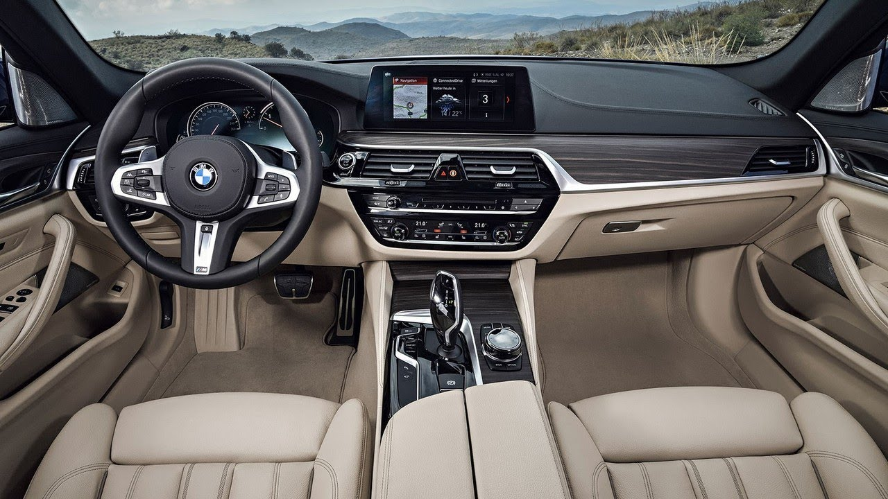 Delightful New 2019 BMW 3 Series Interior