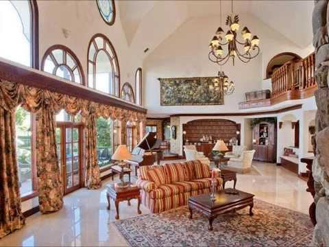 Fancy house interior design styles home interior designs for Fancy home decor