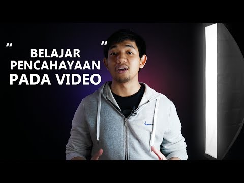 Tutorial Dasar Tata Cahaya Pada Video | Three Point Lighting