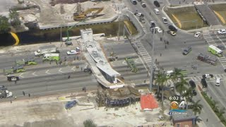 Florida Bridge Collapse: Victim's Family Sues Construction Firms
