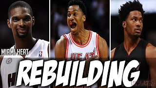 Rebuilding the miami heat - nba 2k17 mygm/myleague