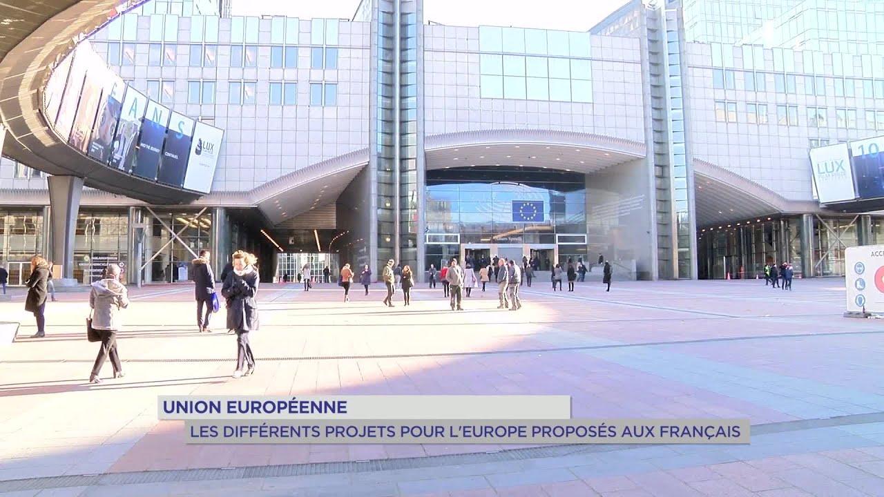 Yvelines | Union européenne : Les différents projets pour l'Europe proposés aux Français