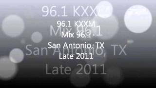Texas Rhythmic & CHR Top 40 Aircheck Samples 2011-2012 Part 5