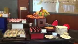 Dubai Luxushoterl The Oberoi  Matthias Mangiapane - Restaurant Buffet