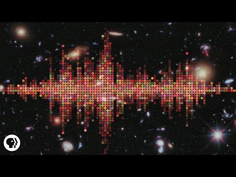 Making Music From Space!