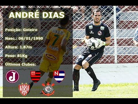 André Dias - Goleiro 2016