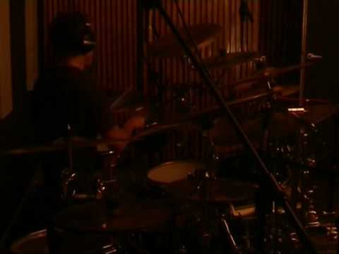 """Drums tracking for Redemptor """"4'th Density"""" by Cloud"""