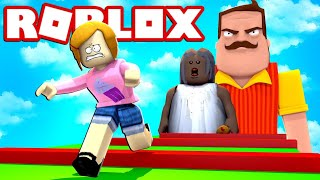 Roblox | Escape The Villians Obby With Molly!