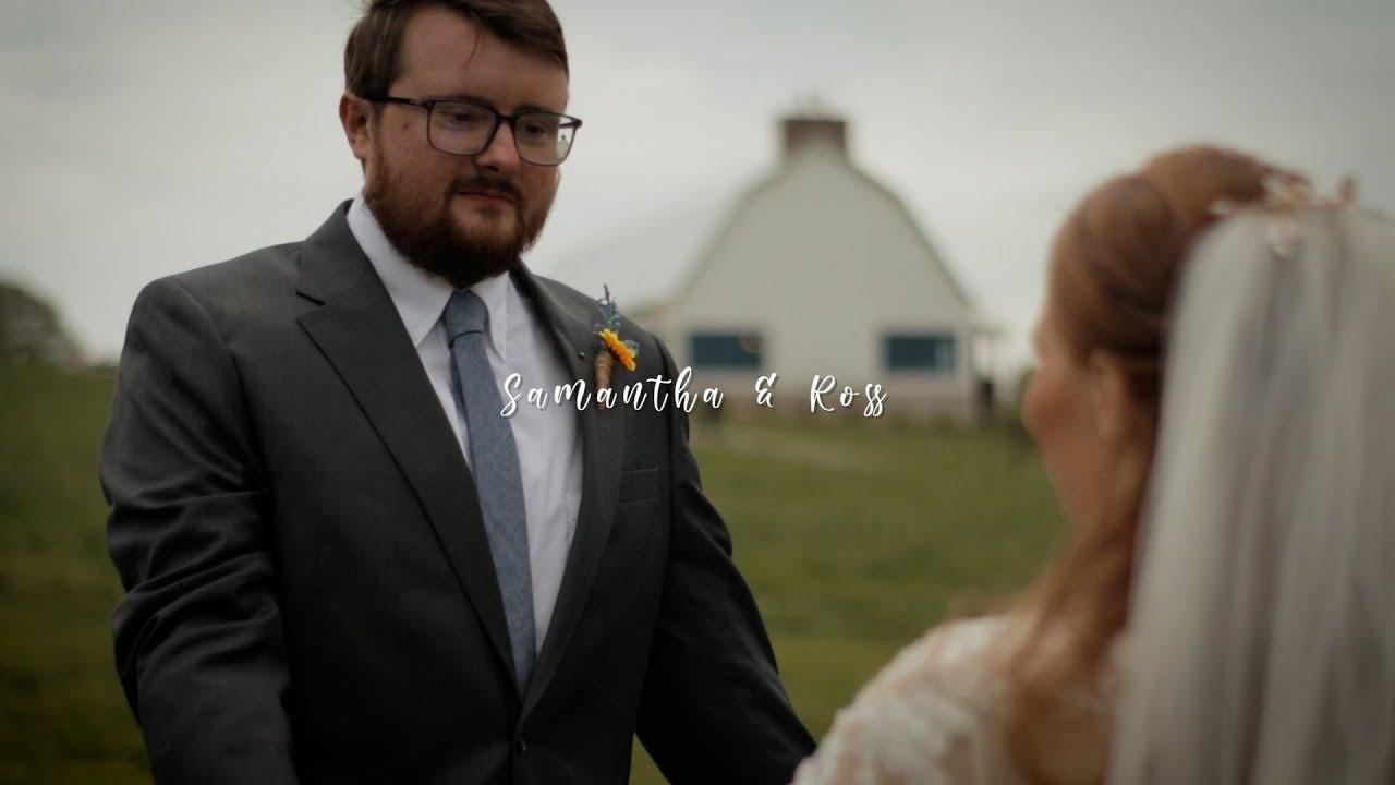 Samantha & Ross Wedding Trailer | Oakhaven Properties | Pelham, NC