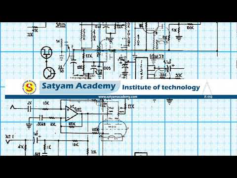 Satyam Academy Institute Of Technology Engineering Drafting And Design Engineering Courses Youtube