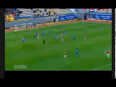 Amazing Goal Mohammed Rhasalla  Metalurg Zaporozje 2 vs 2 Olimpik Ukrainian Premier League