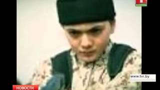 Мальчик лет 12-и казнит предполагаемого шпиона