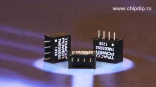 видео Изолированные DC/DC-преобразователи для питания IGBT и полевых транзисторов на SiC