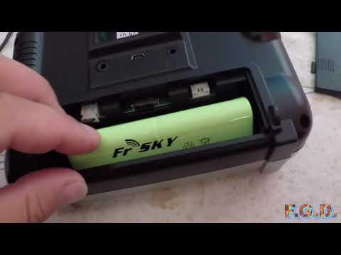 How To Update Firmware On FrSky Taranis X9D & FrSky Taranis X9D Plus