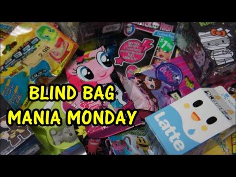 Blind Bag Mania Monday Tokidoki Funko Littlest Pet