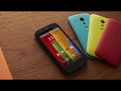Motorola Moto G 1st generation unboxing+review after 2 years