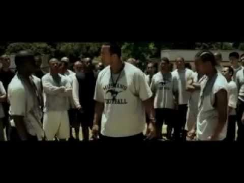 Gridiron Gang - Gang Scenes
