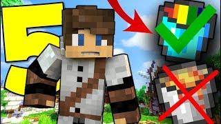 ❌ 5 Dolog Amit SOHA NE CSINÁLJ A Minecraftban!!! ❌