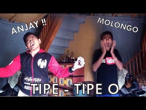 Tipe Tipe O Molongo Irfan Jeepong