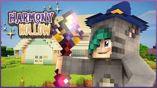 MY NEW HOUSE! - Minecraft: Harmony Hollow SMP - S4 Ep.3