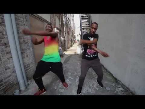 """T-Wayne """"Freestyle Nasty Remix""""   Official Dance"""