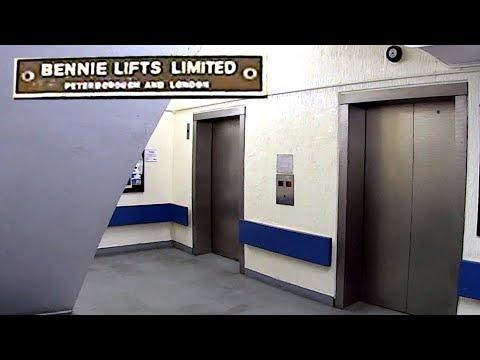 Dolphin Shopping Centre Lifts / Elevators, Poole Dorset