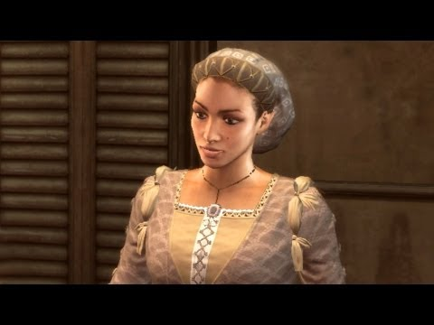 Casanova: Ezio Deliveres Love Letters to Two Women in Florence (Assassin