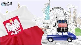 Польский язык: Szczęśliwej podróży! (Счастливого путешествия!)