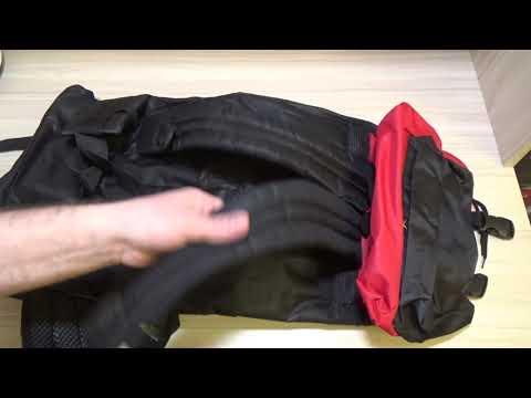 Рюкзак 60L - Распаковка и первое впечатление