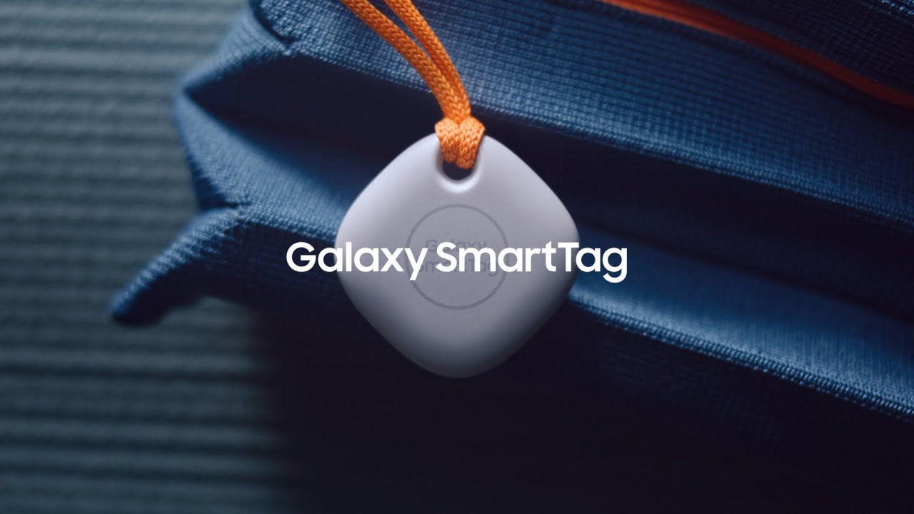 Galaxy SmartTag: Tag it. Find it. Simply smart. | Samsung